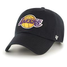 805df26acb5 Women s  47 Clean Up La Lakers Baseball Cap (£19) ❤ liked on
