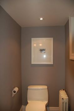 pretty wall color without tiles & plaster ceiling..i wanna try it