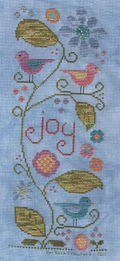 X-Stitch - CCN Summer Joy