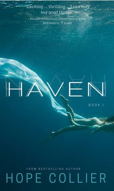 YA paranormal romance. HAVEN by Hope Collier