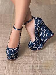 Resultado de imagen para zapatos de moda 2015 mujer con plataforma 2dd79d2fbcf1