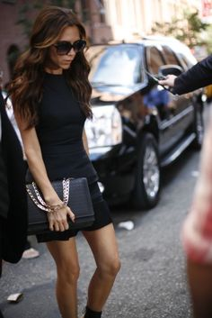 Victoria Beckham shot by Stefania Yarhi in New York, September 2012.