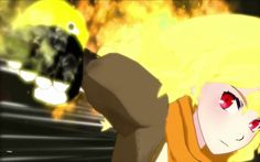 59 Best Yang images in 2014   Rwby anime, Rooster teeth, Red