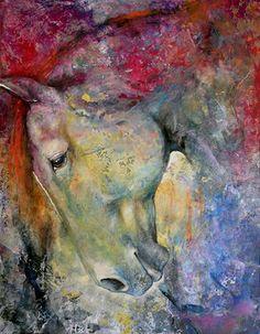 """Western Runner"" - Mottled Horses -contemporary equine art by Iwona Jankowski Horse Art, equine Art, Color Horses, Horse Paintings. Horse Artwork, Horse Paintings, Pastel Paintings, Watercolor Horse, Abstract Horse Painting, Horse Drawings, Art Graphique, Equine Art, Elements Of Art"