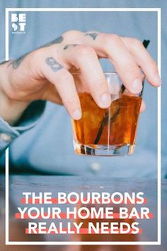 Whether you enjoy sipping it neat or as a mint julep, bourbon is a versatile spirit to drink all year long. Here are the best bourbons worth a spot on your bar cart. Best Bourbon Brands, Bourbon Whiskey Brands, Bourbon Bar, Good Whiskey, Bourbon Cocktails, Cigars And Whiskey, Whiskey Drinks, Scotch Whiskey, Bar Drinks