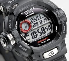 A new watch innovation with Casio G SHOCK GW 9200.  spanningtreemedia.ca #Mobileappdevelopment #Androidappdevelopment
