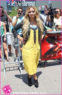"Wilmer Valderrama Supports Demi Lovato Backstage At ""The X Factor"" On November 15, 2012"