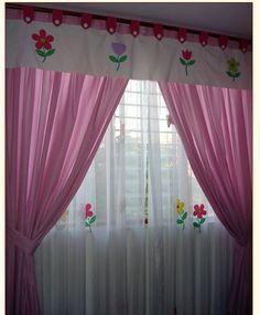 M s de 1000 im genes sobre dormitorios de ni a en for Ver cortinas de dormitorio