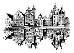 архитектура готика графика - Google Search