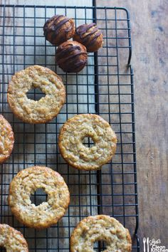 Start Your Day With These Healthy Banana Recipes That Are Perfect For You - Banana Bread Donuts
