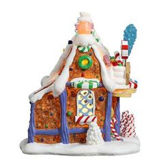 Lemax 75181 The Candy Shop | Lemax Collectibles Standard Lighted Building #75181