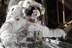 Astronauts Complete First in Series of Spacewalks | NASA