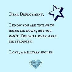 Dear Deployment...fr