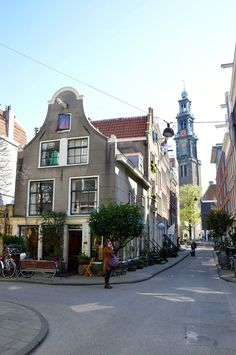 Sunny day in the Jordaan!