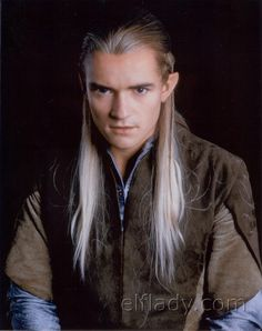 Legolas Costume Research - Lady of the One Ring