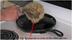 Flip the pancake to cook on the other side too. How To Cook Kale, Diabetic Friendly, Base Foods, Plant Based Recipes, Pancake, Keto Recipes, Meal Planning, Lunch, Meals