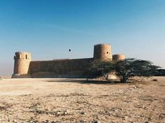 Zubarah Fort #Qatar @baif Like Comment Tag TAG YOUR Awesome Photos #Qatarism