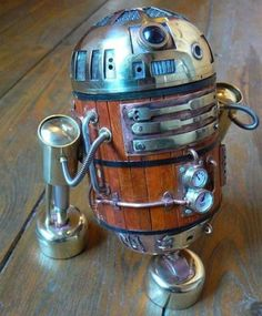 Cool designs inspired by R2-D2