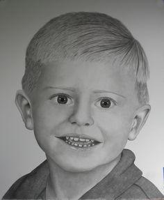 Pencil portrait for a client by REKnox