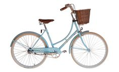 Vintage style bicycle