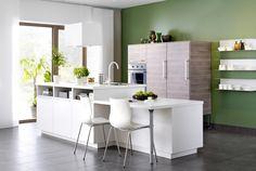 Geef je fantasie de ruimte met ons nieuwe METOD keukensysteem. #IKEA #keuken #METOD
