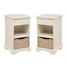 Beautiful Farmhouse Painted Set of 2 Nightstands. Free UK Delivery on all 1 drawer bedside orders. Wooden Furniture, Bedroom Furniture, Paint Set, Modern Country, Solid Wood, Ivory, Farmhouse, Nightstands, Free Delivery