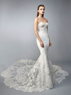 Located in New Westminster, BC near Vancouver, The Bridal Gallery carries the most wedding dresses, bridesmaids dresses, prom/grad dresses and gowns in Canada. Colored Wedding Gowns, New Wedding Dresses, Elegant Wedding Dress, Designer Wedding Dresses, Bridal Dresses, Bridesmaid Dresses, Prom Dresses, Lace Wedding, Wedding Frocks