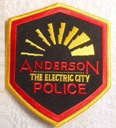 169 Best Cool Police and Fire and Rescue Patches images in