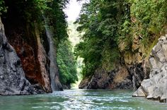 For the Action & Adventure couple: Pacuare River in Costa Rica