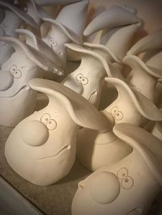 Clay Art Projects, Clay Crafts, Animal Original, Ballet Shoes, Dance Shoes, Christmas Gifts For Her, Air Dry Clay, Clay Pots, Gifts For Husband