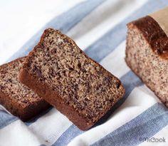 Bananenbrood uit de voedselzandloper - kijken of dit ook werkt in de broodbakmachine - gezond, vers brood