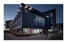 Beacon Centre @ Blackburn College Bill Graham, Centre, College, Mansions, House Styles, Design, University, Manor Houses, Villas