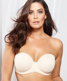 12f28b291 Details about NWT Wacoal Red Carpet Strapless Bra 854219 Nude VARIOUS SIZES