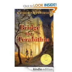 On sale today for $1.99: Bridge to Terabithia by Katherine Paterson, 208 pages, 4.3 stars, 922 reviews