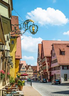 Dinkelsbühl ~ Bavaria ~ Germany