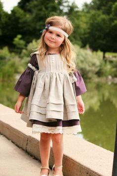 плиссированные юбки Платья Для Маленьких Девочек, Платья С Цветами Для Девочек, Девушка В Платье, Милые Наряды, Шитье Для Малышей, Красивые Дети, Платье Для Малыша, Мода Для Малышей, Шитье