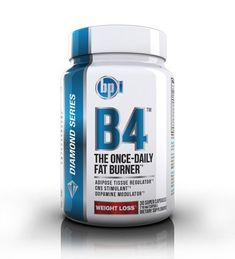 BPI Sports B4 Fat Burner Diet Supplement,710 MG Capsules, 30 Count - http d104f6c2ce