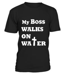 """# Jesus My Boss Walks on Water Christian T shirt DC .  Special Offer, not available in shops      Comes in a variety of styles and colours      Buy yours now before it is too late!      Secured payment via Visa / Mastercard / Amex / PayPal      How to place an order            Choose the model from the drop-down menu      Click on """"Buy it now""""      Choose the size and the quantity      Add your delivery address and bank details      And that's it!      Tags: Jesus Christ My Boss Walks on…"""