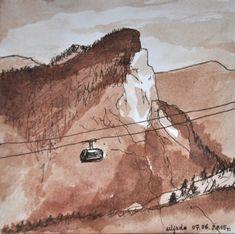 #uljado #illustrations #rysunek #etno #postcards