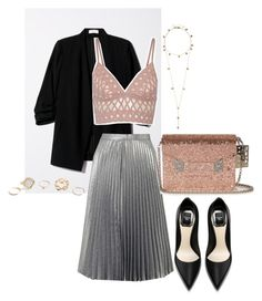 """""""Untitled #3424"""" by emma-oloughlin ❤ liked on Polyvore featuring Miss Selfridge, Jonathan Simkhai, Sophie Hulme, Arme De L'Amour, GUESS, chic, classy, fabulous, sexyglam and prettyglam"""