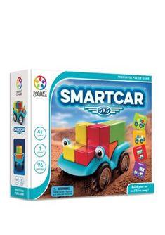 Smartgames Smartcar 5 X 5 Brain Teaser Puzzle -