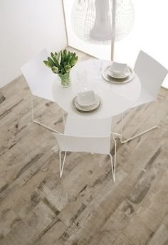Porcelain stoneware floor tiles with #wood effect OLD_WOOD by Ceramica Fioranese @Ceramica Fioranese