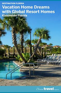 The Oasis Clubhouse featured numerous pools and a lazy river, all part of the Global Resort Home vacation rentals in Kissimmee Florida.: