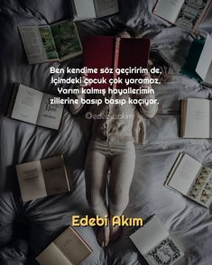 Meral – Gulay Ozkan – Join the world of pin New Start, Meaningful Words, Happy Campers, Book Quotes, Book Lovers, Cool Words, Karma, Literature, Poems