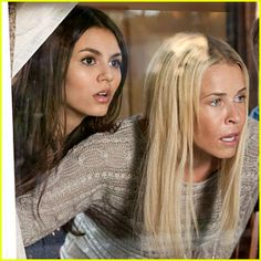 Fun Size 2012 Film: Chelsea Handler and Victoria Justice