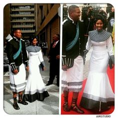 Traditional Dress Xhosa December 2016 The Best Article For Living Room Design Ideas African Print Dresses, African Wear, African Fashion, African Style, African Prints, African Culture, Traditional Dresses, Traditional Weddings, African Design