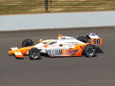 Tribute to Dan Weldon at the 2012 Indy 500
