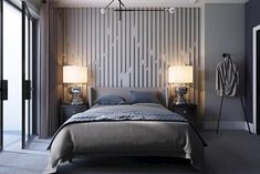 Professional Interior Renderings for a Master Bedroom Project