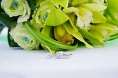 wedding rings  StarryEyed Photography ~ www.starryeyedphoto.com