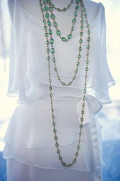 Bohemian Wedding Dress  Gown- Amy Kuschel  Fashion Styling- Beth Chapman | The White Dress by the shore  Necklace- aquinnah jewerly  Photography- Carla Ten Eyck